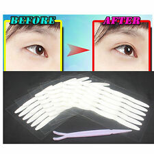 96 Pairs Wide Double Eyelid Sticker Tape Technical Makeup Tool Eye Tapes