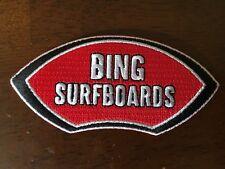 Bing Surfboard Patch surfboard surfing  surfer longboard Surf
