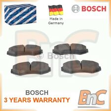 BOSCH FRONT DISC BRAKE PAD SET MERCEDES-BENZ OEM 0986494013 2302220904