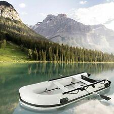 Schlauchboot 330 Cm Aluboden Paddelboot 505 Kg Sportboot Angelboot Nemaxx