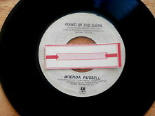 BRENDA RUSSELL~PIANO IN THE DARK/SO GOOD......~Unplayed Soul 45~Jukebox Re-issue