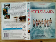 MYSTERY, ALASKA - DER BESTE NACKTEISHOCKEYFILM ALLER ZEITEN - OF - DVD