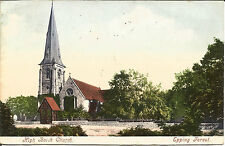 High Beech Church, Epping Forest, Greater London/Essex Postcard Posted 1905