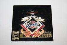 Cleveland Cavaliers Basketball Pin NBA Licensed Peter David OOP