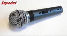 Superlux PRO248S Supercardioid Dynamic Studio Vocal Microphone
