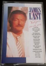 James Last - Violins in love - Cassette/Tape - Tested