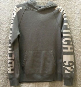 ambercrombie fitch boys hoodie