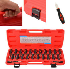 23pcs Universal Connector Release Car Electrical Terminal Removal Tool Kit Set