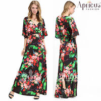Plus Size Evening Party Spring Maxi Long Prom Dress UK Plus Size 20 22 24 26 28