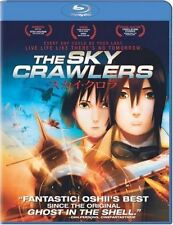 The Sky Crawlers [Blu-ray] NEW!