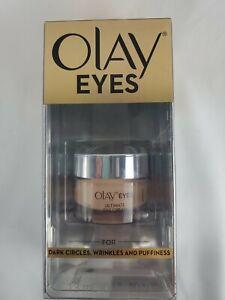 Olay Ultimate 0.4oz Wrinkles Dark Circles Eye Cream