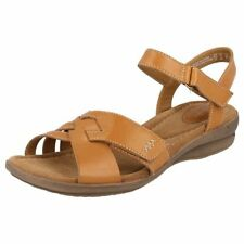 Strappy Block Wide (E) Sandals & Beach Shoes for Women