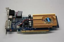 NVIDIA GEFORCE 8400GS (84GEE6HDFEXN) SINGLE SLOT PCI EXPRESS VIDEO GRAPHICS CARD