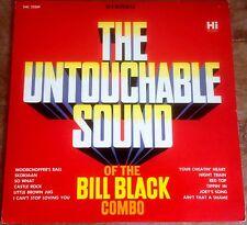 BILL BLACK'S COMBO the untouchable sound 1962 US HI STEREO VINYL LP