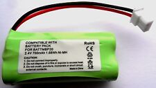 RECHARGEABLE BATTERY 2.4V COMPATIBLE WITH MOTOROLA MBP20 BABY MONITOR