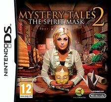 Mystery Tales 2 - The Spirit Mask | Nintendo DS - includes booklet h3