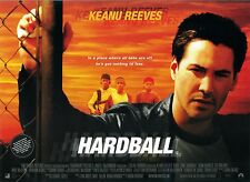 Hardball movie poster - Keanu Reeves poster - 12 x 16 inches