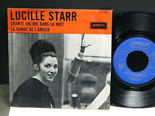 LUCILLE STARR Chante encore la nuit FLX 3163 LONDON HOLLAND