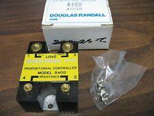 Douglas Randall SSR Proportional Controller Crydom RPC4840 Resistive Loads NOS