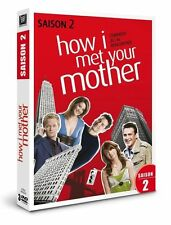 How I Met Your Mother - L'intégrale Saison 2  COFFRET 3 DVD  - Neuf