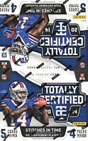 2014 Panini Totally Certified Football Hobby Box - Factory Sealed!