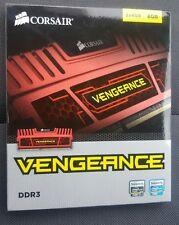 corsair vengeance DDR3 2X4GB rouge