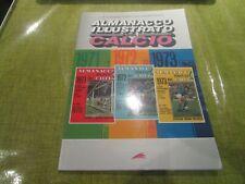 GAZZETTA DELLO SPORT ALMANACCO ILLUSTRATO DEL CALCIO PANINI 1971-1972-1973