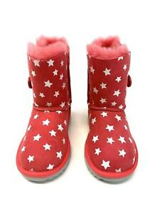 UGG Todder's BAILEY BUTTON II STARLIGHT