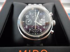 Mido Ocean Star Multifort Automatic Day Day Chronograph valjoux Werk 7750