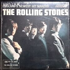 ROLLING STONES - 1ST ALBUM - FFRR - IN SHRINK - MADE IN ENGLAND - RARE - NM!!!