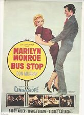 MARILYN MONROE 11 X 17 HIGH GLOSS MOVIE POSTER SEVEN YEAR ITCH COLLECTORS ITEM