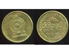 SRI LANKA  1 rupee  2009  ( bis )