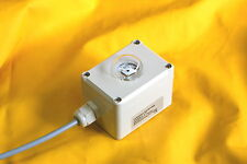 Lichtsensor Messbereich 0...1000 lux Ausgang 0..10 V Wetterstation Ub 24VDC NEU