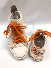 Vtg University Tennessee Volunteers Sneaker Vols Ut Tennis Shoes Sz 8 M Sz 9.5 W