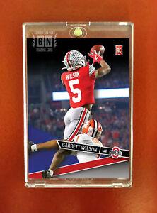 Garrett Wilson | Rookie Card / WR / Ohio St / Generation Next