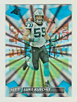 2019 Panini PANINI DAY KICKOFF FOIL BURST LUKE KEUCHLY 13/50 Carolina Panthers