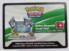 Pokemon TCG Online Mythical generations Collection - Celebi Online Code Card