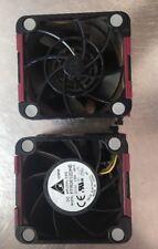 2 X HP Fan For Proliant DL380 G6 DL385 G5P PN/ 463172-001 SPN/ 496066-001