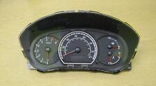 SUZUKI SWIFT SPEEDOMETER INSTRUMENT CLUSTER CLOCK 34100-62JD0