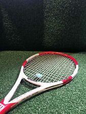 "Wilson Six One 95 Tennis Racket, 27"", 4 1/2"""