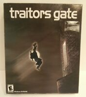 Traitors Gate (PC, 2000) Original Packaging, Adult Owned
