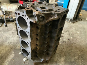 FORD 302 WINDSOR BLOCK STANDARD BORE 1968-1970 CARBY TYPE