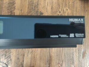 Humax Foxsat HDR 320GB Freesat+ HD Twin Tuner Recorder HDD + Remote