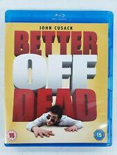 Better Off Dead [Blu-ray] [Region Free]