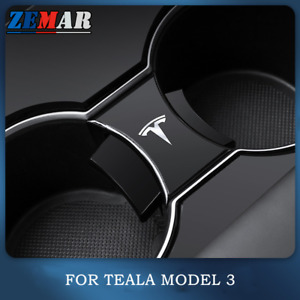 For Tesla Model 3 Cup Holder Clip Car Water Cup Slot Slip Limit Clip Accessories