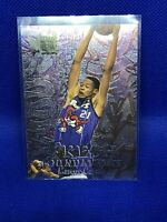 1996-97 Fleer Metal Marcus Camby #234 Rookie