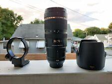 TAMRON SP 70-200mm f/2.8 Di VC USD/Model A009 Lens For Nikon