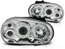 RINGS FAROS LPVW06 VW GOLF MK IV 1997 1998 1999 2000 2001 2002 2003 CHROME