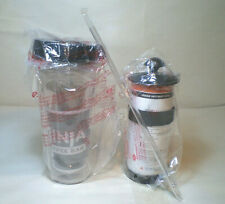NINJA Coffee Bar - Easy Manual Milk Frother & Double Walled Travel Tumbler - NEW