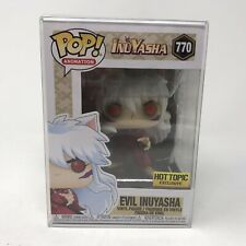 Funko POP! Animation Evil InuYasha #770 Hot Topic Exclusive NEW